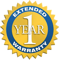 3 Bees Appliances 1 Year Warranty
