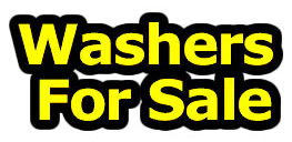 Houston Used Washer For Sale